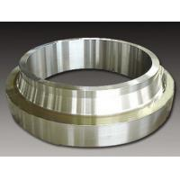 Buy cheap 18CrNiMo7-6 Heavy Alloy Steel Forgings Hydrogenation Reactor Forged Rings product