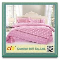 Buy cheap Color Fastness Microfiber Printing Bedding Sheets, from wholesalers