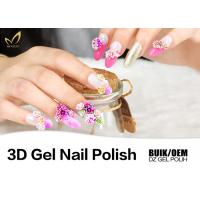 Buy cheap Organic Beautiful Nail Designs Gel Polish UV LED Lamp Carved Painting Modeling from wholesalers