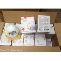 Buy cheap 3M PM2.5 N95 8210 respirator dust masks from wholesalers