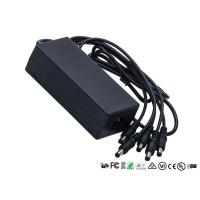 Buy cheap LED Light 12V Power Adapter CE ROHS Certificate With 1 To 5 Splitter Cable product