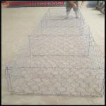 Buy cheap welded stone gabion mesh /zinc aluminum stone cage wire mesh/6*8cm gabion box mesh price/gabion fence mesh from wholesalers