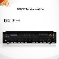 Buy cheap RH-AUDIO Bluetooth Audio Amplifier with USB Port for BGM System from wholesalers
