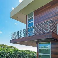 Buy cheap Flooring Mounted and Stainless Steel Material balcony stainless steel railing design from wholesalers