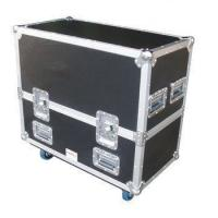 Buy cheap Black Aluminum Flight Case With Wheels And Safe Locks And Strong Handle Size 1200*600*630MM from wholesalers