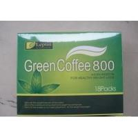 Buy cheap Original Leptin Weight Lose Green Coffee 800 Slimming Coffee Natural Green Coffee 800 Leptin Slimming Coffee from wholesalers