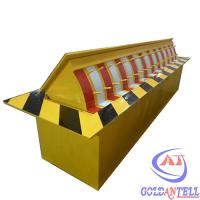 Buy cheap Heavy Duty Fully Automatic Security Road Blocker IP54 Steel Vehicle Barriers Security product