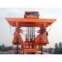 Buy cheap world advanced and high quality Bridge-erecting Crane from wholesalers