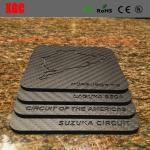 Buy cheap Carbon fibre plate 100% real carbon fiberCARBON TOUCH CARBON FIBER SQUARE MOUSEPAD from wholesalers
