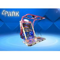 Buy cheap Coin Operated Arcade Dancing Game Machine Fashion And Atttractive from wholesalers
