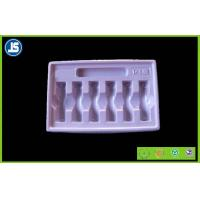 Buy cheap Plastic Cosmetic Vacuum Formed Packaging Trays Eco-Friendly For Makeup product