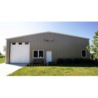 Buy cheap Prefabricated Anti-corrosion Metal Building Warehouse from wholesalers