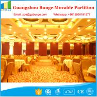 Buy cheap Interior Position / Finished Surface Movable Partition Walls MDF + Aluminum from wholesalers