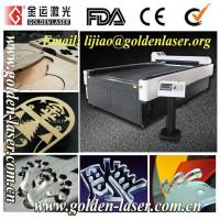 Buy cheap CO2 Flatbed Laser Cutter Plexiglas Sheet from wholesalers