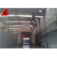 Buy cheap Drive Throught Paint Room for Auto Part Paint Spraying equipments Line from wholesalers