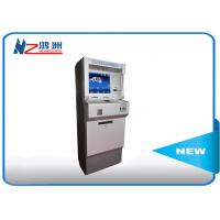 Buy cheap 42 Inch advertising software free standing kiosk hotel lobby kiosk 500cd/m2 from wholesalers
