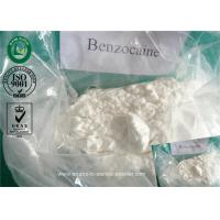Buy cheap CAS 94-09-7 Benzocaine Pain Killer Powder 99.6% Assy USP Standard from wholesalers