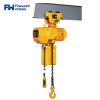 Buy cheap Lifting height 600m ELK 2ton 5ton Electric Chain Hoist from wholesalers