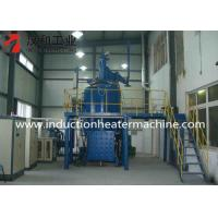 Buy cheap Medium Frequency Induction Melting Furnace Inert Gas Protection from wholesalers