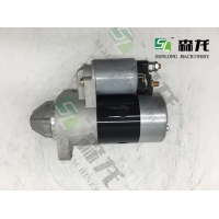 Buy cheap 12 8T  CCW    Starter For Yanmar  Engine  GENERATORS  L40D, L60D, L75D, L90D, GA220-340 GAS AND DIESEL   S114-651A from wholesalers