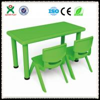 Buy cheap Classroom Furniture Used Children Plastic Table Chairs For Sale Cheap Price Tables QX-194F from wholesalers