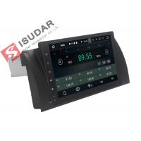 Buy cheap All Touch Panel BMW E39 Dvd Player , Android 7.1 Car Stereo With Sat Nav And from wholesalers