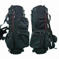 Buy cheap Fashionable Golf Bag in Various Designs, with Front Zipper Pockets, Durable and Stable from wholesalers