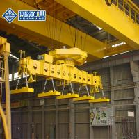 Buy cheap Double Girder Overhead Electromagnetic Steel Plant Crane For Steel Mill from wholesalers
