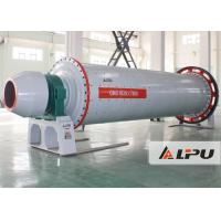 Buy cheap 15-28 t / h Industrial Ball Grinding Mill in Cement Silicate / Building Material from wholesalers