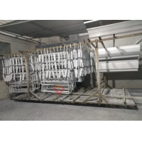 Buy cheap Trolley For Metal Part Baking In Powder Coating Line Save Energy For Baking Room from wholesalers