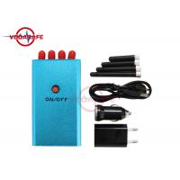 Buy cheap Four Antennas Cell Phone Frequency Jammer , Mobile Phone Jammer Effective Up To 10m from wholesalers