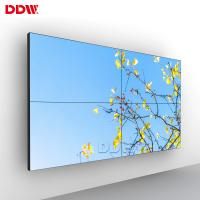 Buy cheap Lightweight LCD 55 Inch Video Wall Display Systems , 500 Nits Brightness Commercial Video Wall from wholesalers