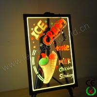 Buy cheap 2012 New Electronic Products LED Writing board from wholesalers