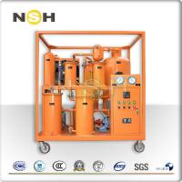 Buy cheap Sino-NSH portable transformer oil reprocessing equipment from wholesalers