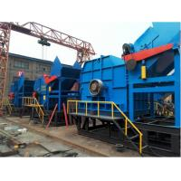 Buy cheap Single - Shaft  Scrap Metal and Waste Plastic Crusher Machine With Low Power Consumption from wholesalers