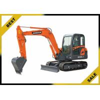 Buy cheap 5760mm Long Reach Excavator 4 Cylinder , 38kw Compact Mini Excavator No Need Crane To Dismantle from wholesalers