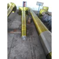 Buy cheap Forged Steel Marine Propeller Shaft , Forging Rudder Shafts For Ships from wholesalers