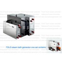 Buy cheap Commercial Steam Bath Generator 220v , 5kw Steam Shower Generator product