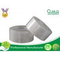 Hot Melt White Transparent BOPP Packing Tape 1-100MM Width Free Sample