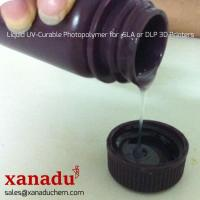 Buy cheap Liquid UV-Curable Photopolymer Resins for SLA or DLP 3D Printers|Castable,405nm|K12107 from wholesalers