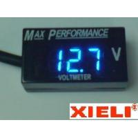 Buy cheap Small size display digital panel meter - VOLTS meter- XL3DC99V from wholesalers