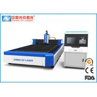 Buy cheap Kitchenware Laser Sheet Metal Cutting Machine Raycus Fiber 500W 2mm from wholesalers