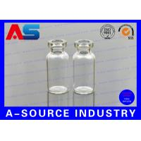 Buy cheap 10ml Glass Dropper Bottle Small Glass Vials With Dropper Flip Off Seals For Essential Oil Packing from wholesalers