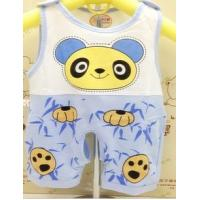 Buy cheap Panda Paragraph Baby Rompers from wholesalers
