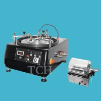 Buy cheap 15 Precision Automatic metallographic samples Lapping / Polishing Machine with Three 4 Work Stations - EQ-Unipol-1502 from wholesalers