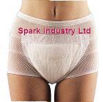 Buy cheap Maternity Mesh Incontinence Pants , Highly Stretchable Disposable Incontinence Pants from wholesalers