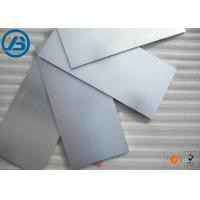 Buy cheap High Strength Magnesium Alloy Sheet 5mm 7mm Magnesium Sheet Stock For Photoengraving from wholesalers