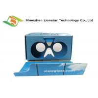 Buy cheap 145 Gram Portable Full Color Virtual Reality Glasses Biconvex Lens / VR Lens from wholesalers