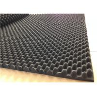 Buy cheap Building Insulation Sound Absorption Panels / Pad Egg Crate 45 - 55 kg / m3 from wholesalers