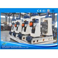 Buy cheap Adjustable Size Square Tube Mill Carbon Steel Heavy Duty Energy Saving from wholesalers